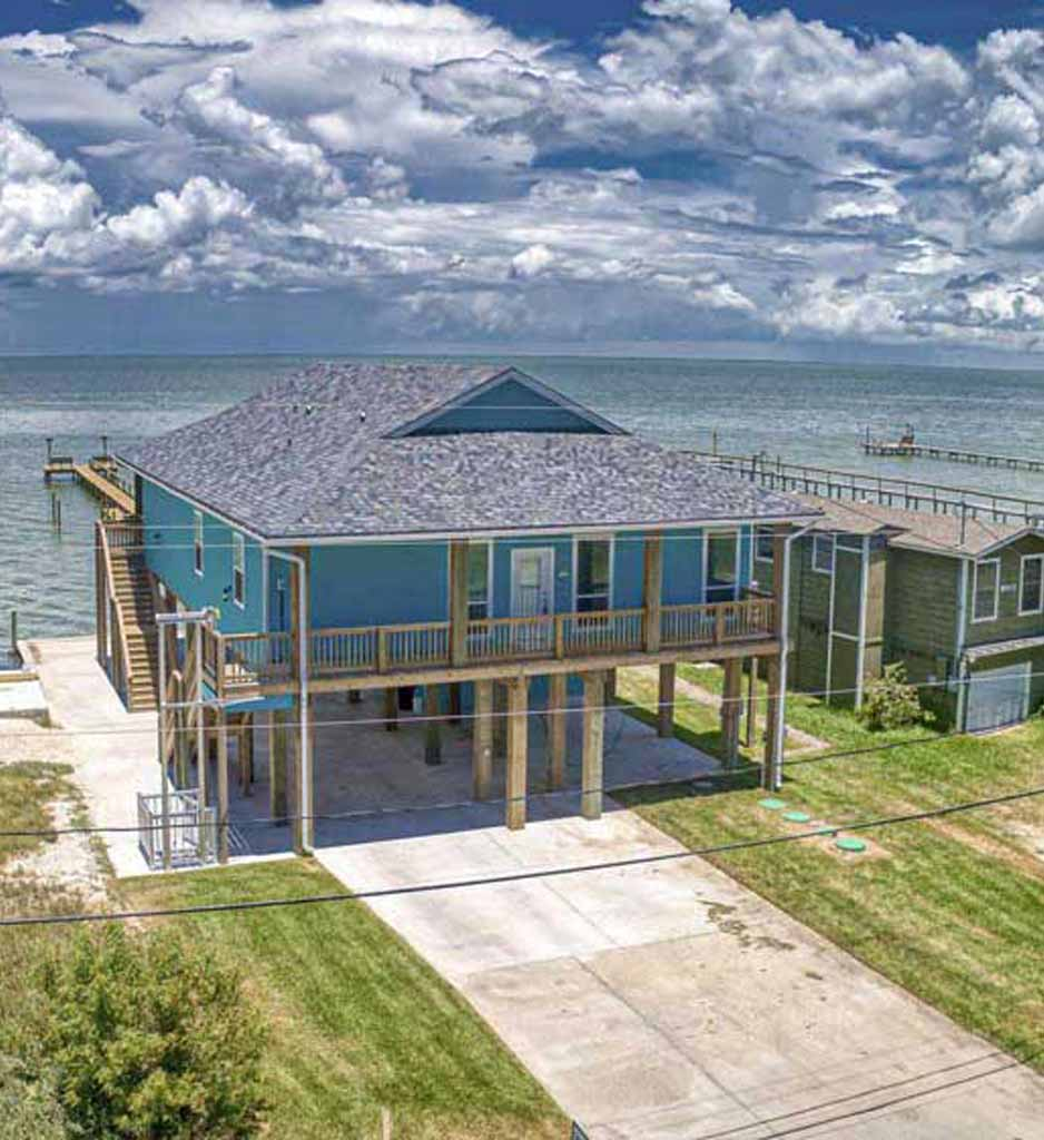 beach house rentals in rockport texas