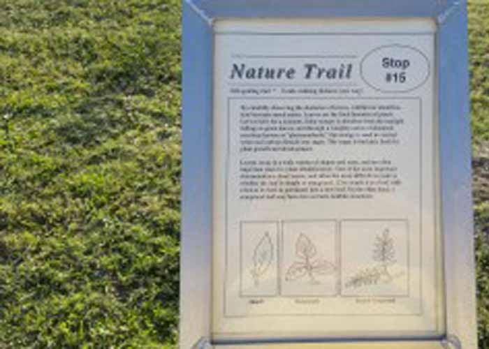 Interpretive Nature Trail