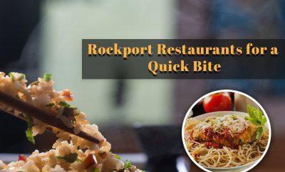 Best Rockport Restaurants | Rockport Living